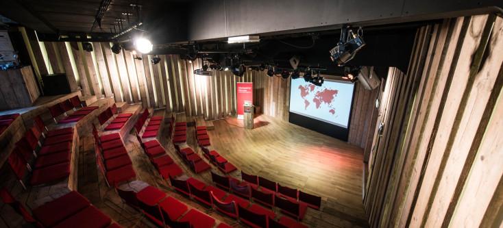 Geneva Room - Humanity House