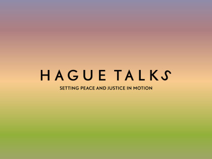 HagueTalks logo - Humanity House