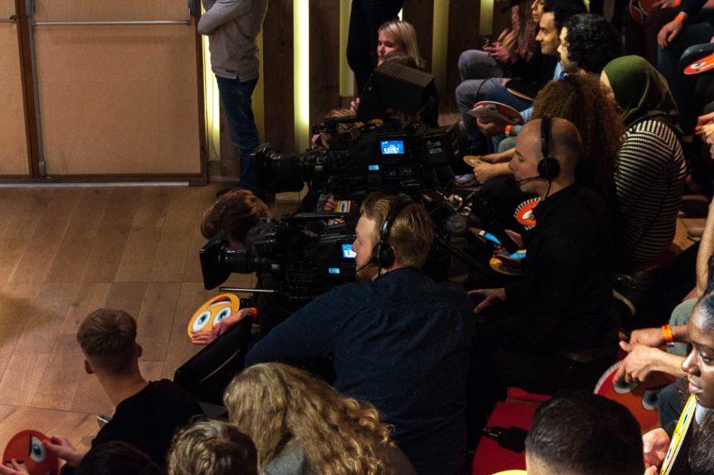 Kijk terug: Het FunX verkiezingsdebat live vanuit Humanity House 18