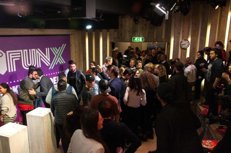 Kijk terug: Het FunX verkiezingsdebat live vanuit Humanity House 4