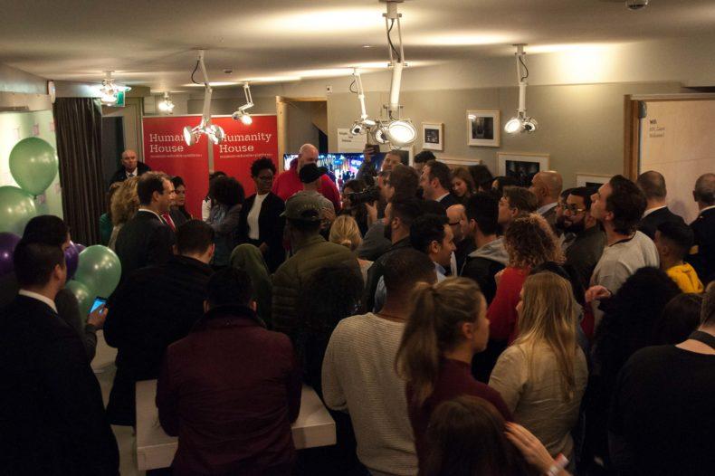 Kijk terug: Het FunX verkiezingsdebat live vanuit Humanity House 2