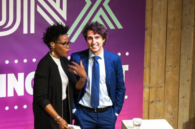 Kijk terug: Het FunX verkiezingsdebat live vanuit Humanity House 17