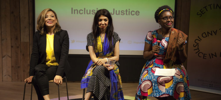 Hague Talks-inclusive justice - Humanity House