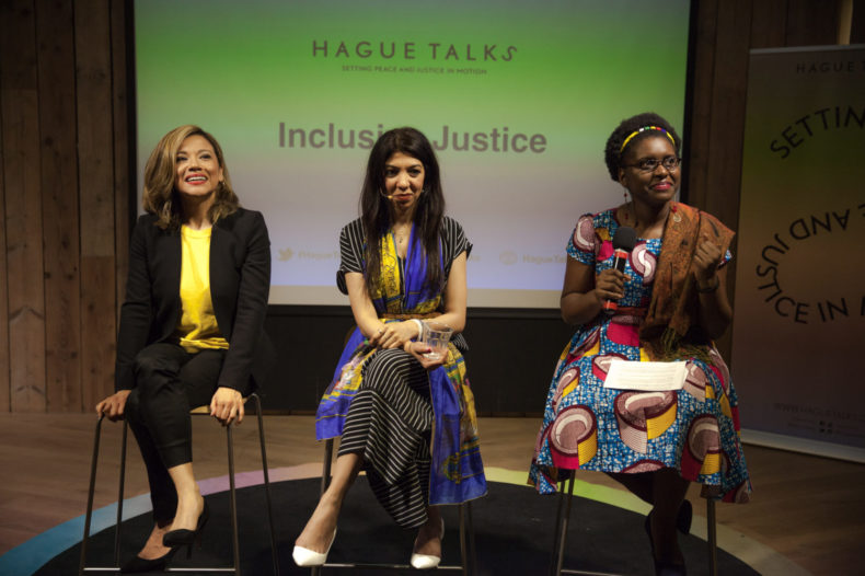 Kijk terug. HagueTalks: How to get inclusive justice 4