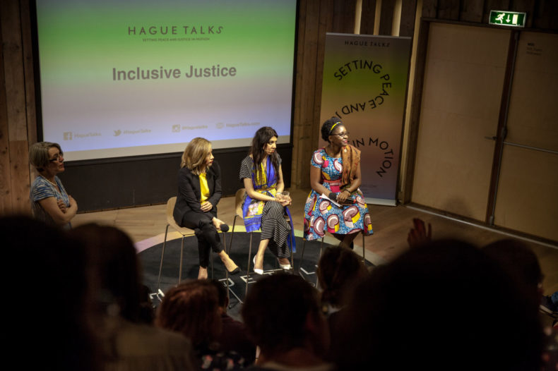 Kijk terug. HagueTalks: How to get inclusive justice 3