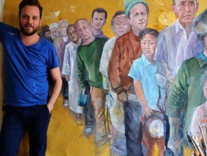 Abdalla Al Omari - Humanity House