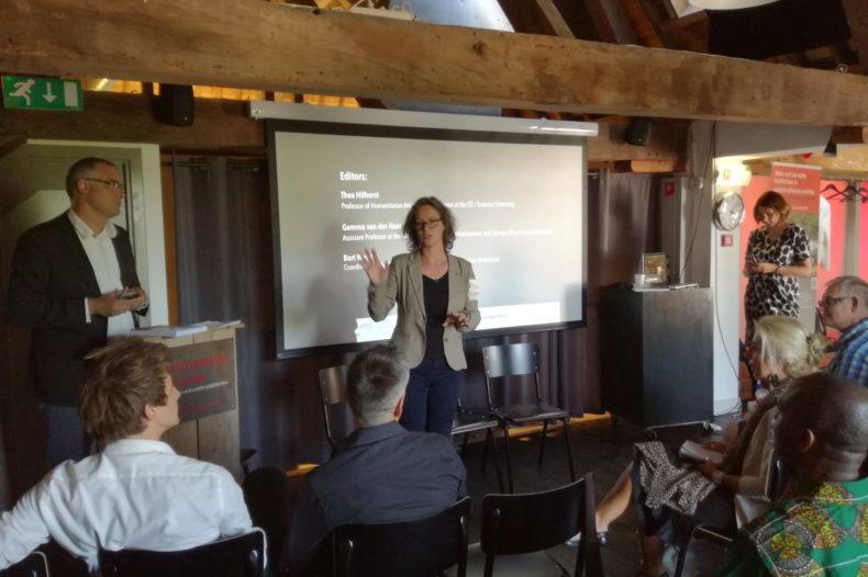 Café Humanitair uit nood geboren strategieën - Humanity House