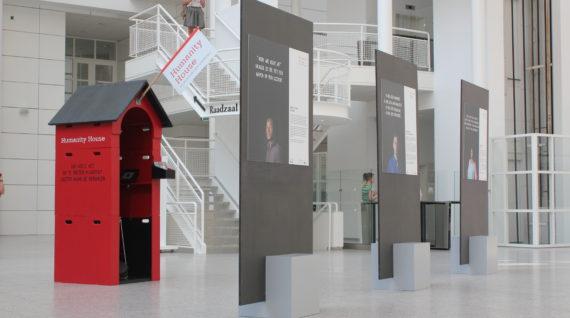 Humanity House Podcasts - Atrium Den Haag