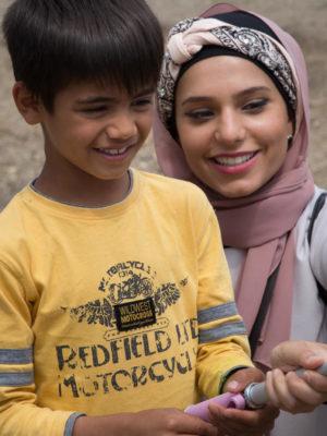 #MoreThanARefugee - Humanity House