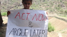 Women and children lend their voice calling on peace in Yemen - Humanity House
