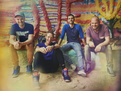 Coldplay - Humanity House