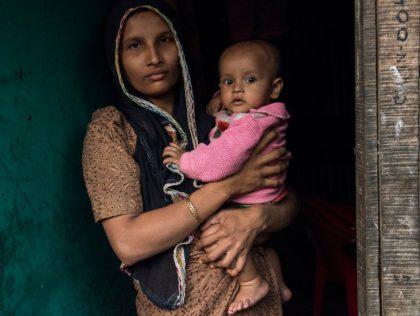 Rohingya bevolking. Foto: Sushavan Nandy / Barcroft Images - Humanity House