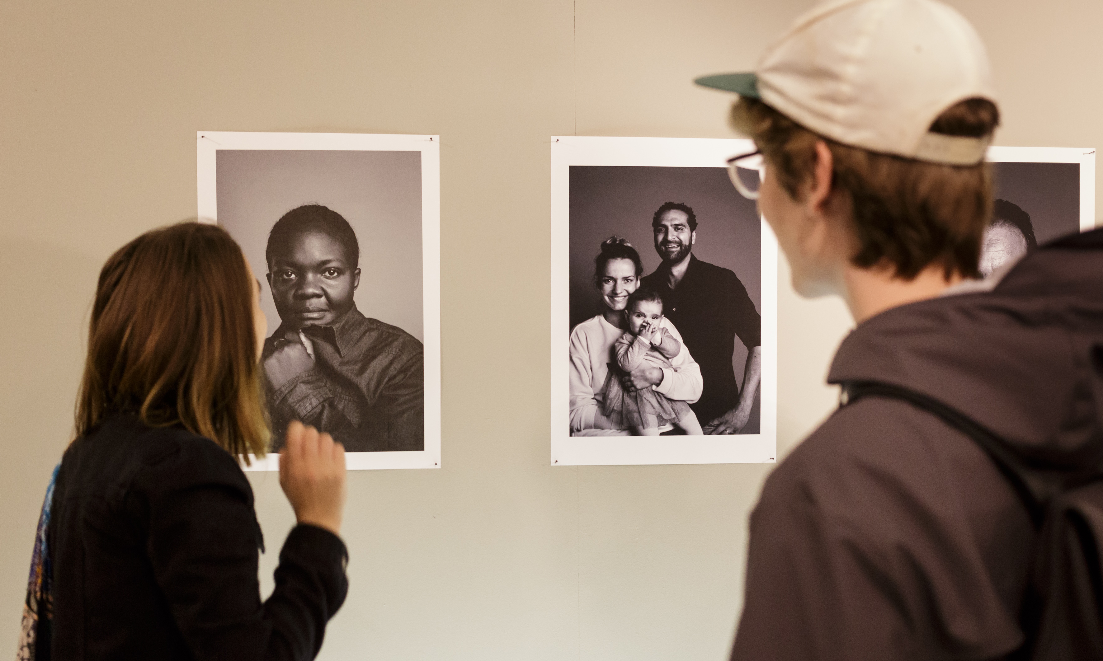 Studio Aleppo Robin de Puy - Humanity House