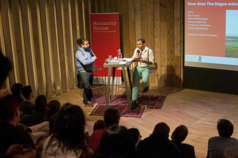 Luister terug: Hoe verwelkomt Den Haag nieuwkomers? 2