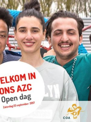 Open AZC dag - Humanity House