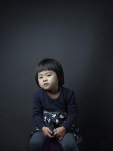 Portret van Angela door Anoek Steketee - Humanity House