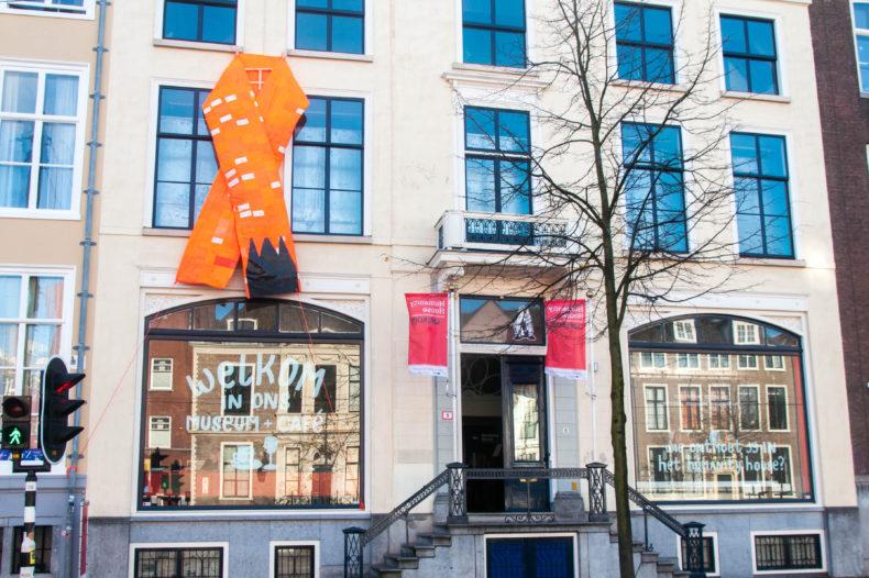 Orange Ribbon - Humanity House