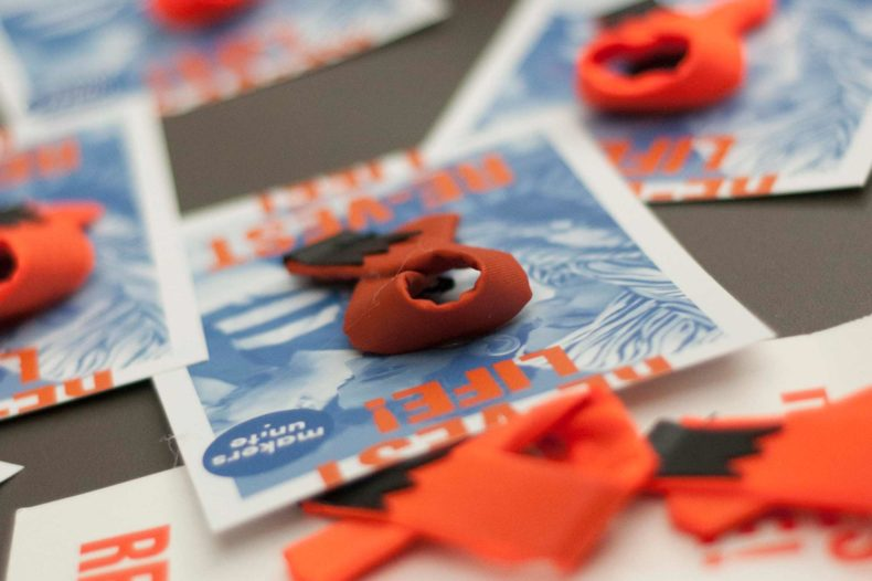 Orange Ribbons - Humanity House