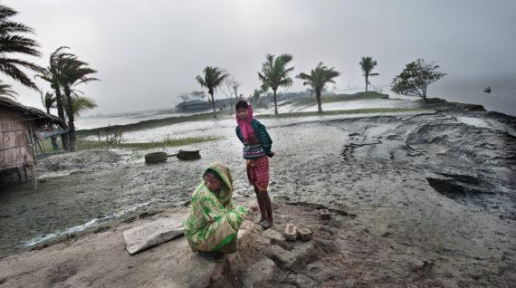 Klimaatvluchteling - Humanity House