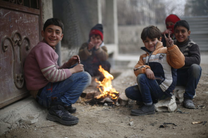 Oost-Ghouta - Humanity House