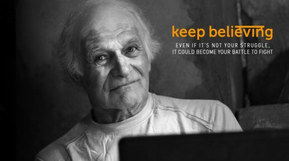 Documentaire Blijf Geloven / Keep Believing - Humanity House