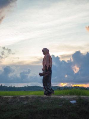 Een eenzame stem in Myanmar 1