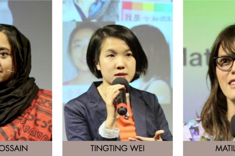 Kijk terug: HagueTalks over lgbti- en genderrechten 1