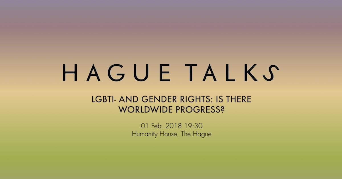 Lgbti- en genderrechten - Humanity House