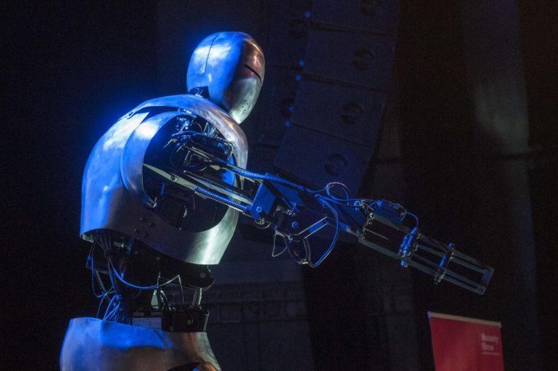 Kijk terug: Robotisering van oorlog 9