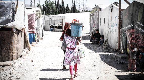 Syrische vluchtelingencrisis: grenzen aan opvang in de regio - Humanity House