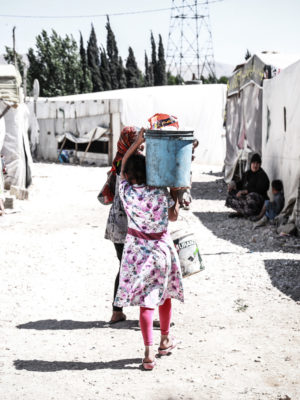 Syrische vluchtelingencrisis: grenzen aan opvang in de regio