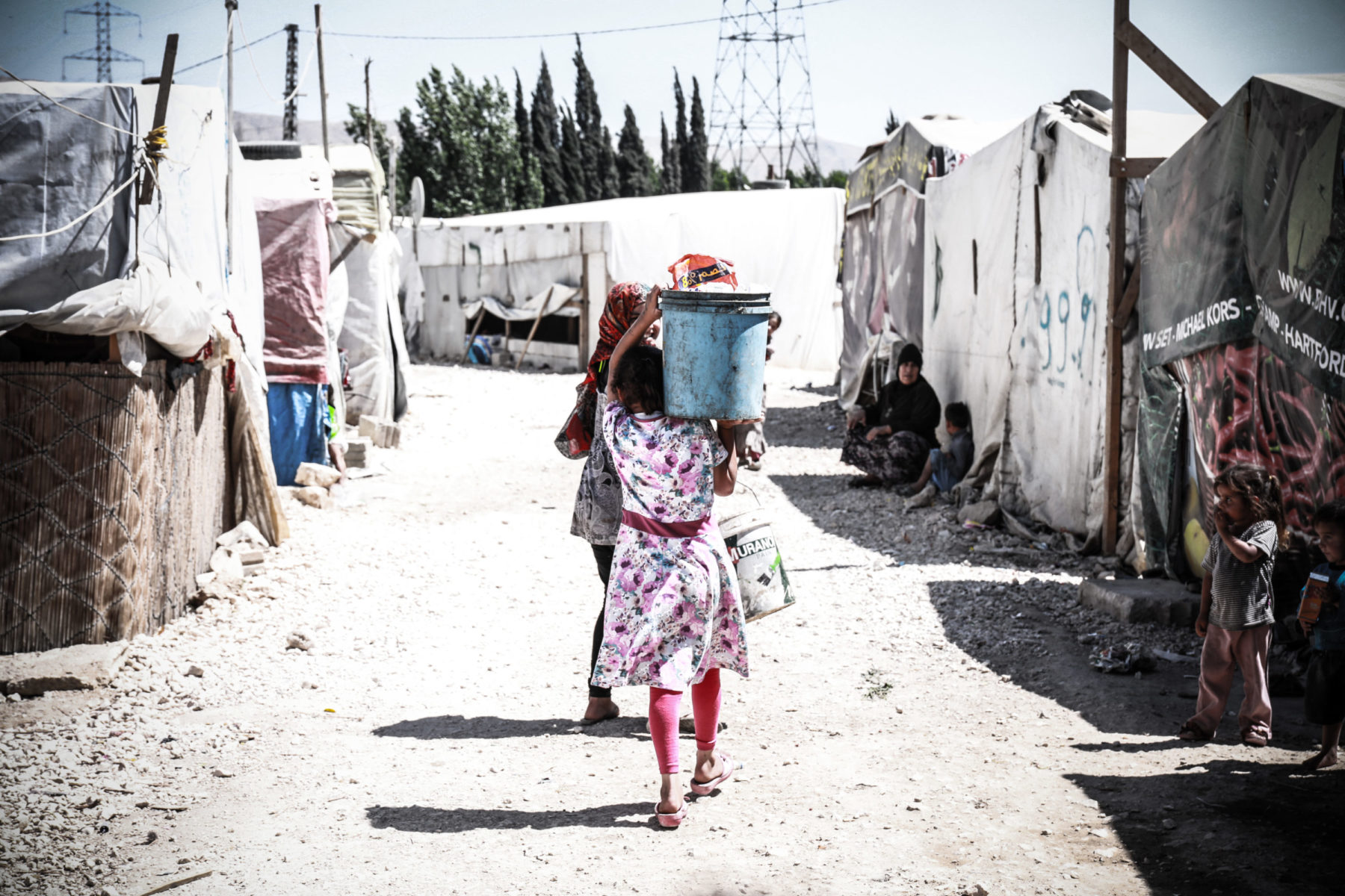 Syrian refugee crisis: Limitations to protection in the region