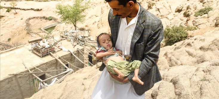 Jemen - Humanity House