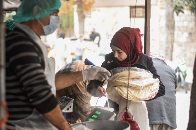Sahar Aleppo - Humanity House