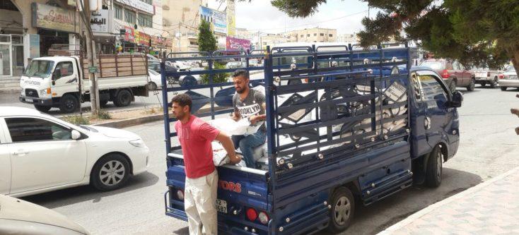 Syrië - Humanity House
