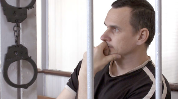 The Trial: The State of Russia vs. Oleg Sentsov - Humanity House