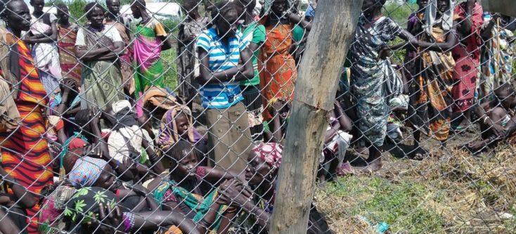 Zuid-Soedan - Humanity House