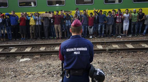 De opmars van het anti-migratiefront in Europa
