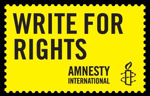 Write for rights amnesty International