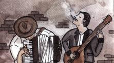 Pastiche ontdekt Rebetika: Muziek van een verleden van vluchtelingen