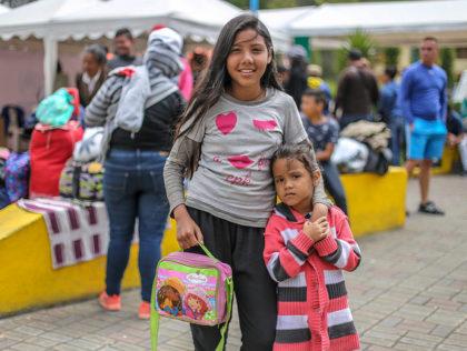 De vluchtelingencrisis in Venezuela 1