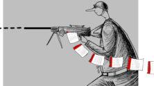 Cartooning Syria Sameer Khalili