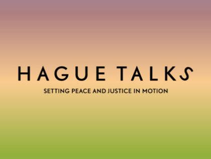 Terugkijken. HagueTalks: Wat is de kracht van media voor mensenrechten? 3