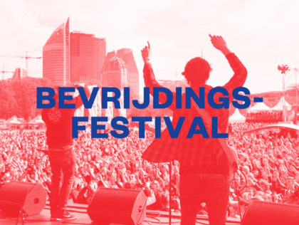 De Haagse Vrijheidsweken 2019 bevrijdingsfestival