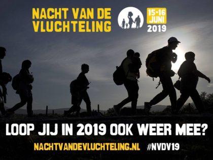 Nacht van de Vluchteling 2019