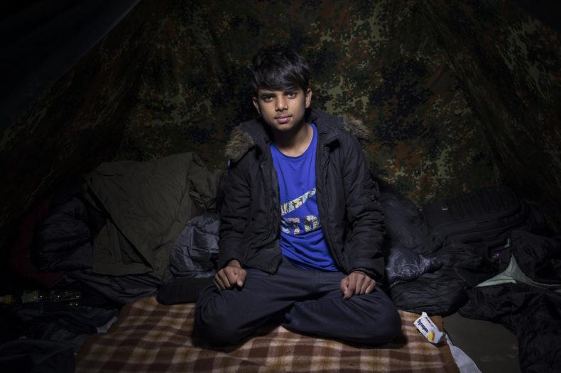 Luister terug: Het onzichtbare lot van minderjarige asielzoekers 1