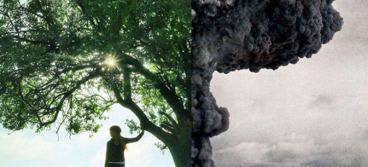 Het contrast tussen twee werelden 1
