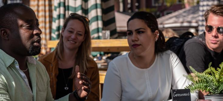 Den Haag door nieuwe ogen: Convoi