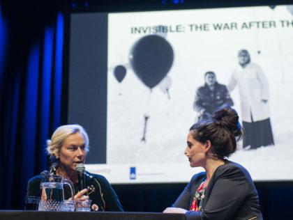 Kijk terug: Onzichtbaar: De oorlog na de oorlog