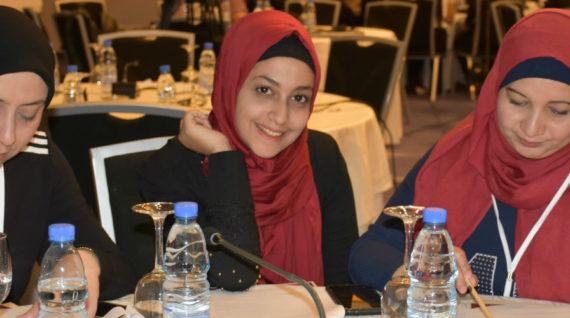 De weg vooruit: Syrische vrouwen over vrede en veiligheid 2